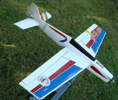 Easy Street R/c Electric Model Aircraft Plan Large Version
