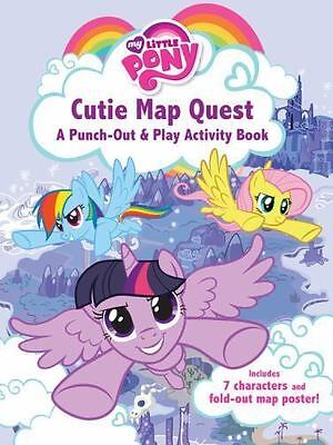 MY LITTLE PONY - Cutie Mark Quest by Reader's Digest Editors - $4 09