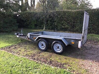 Indespension Minidigger or Plant Trailer 8x4
