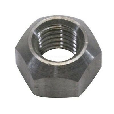 Titanium Lug Nuts 5/8 Inch Coarse Thread Nut Single Taper 20 pack