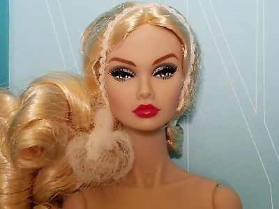 Fairytale Convention Style Lab Poppy Parker Fashion Royalty NUDE doll only NRFB