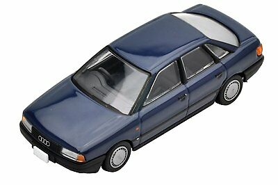 'TOMYTEC 1/64 262411 – Vehicle – Audi 80 2.0E Blue