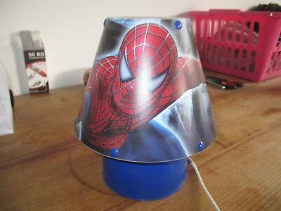 Lampe de chevet - SPIDER-MAN