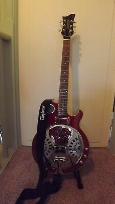 Tanglewood Blue Sound R/H TBS500 Resonator Guitar
