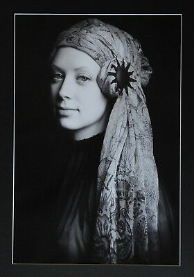 Francis A. Willey Signed Silver Gelatin Photo Print 61x79 Remembering Kiki 2007