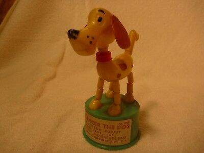 Vintage Koehler Bros Dancer The Dog Collapseable Toy