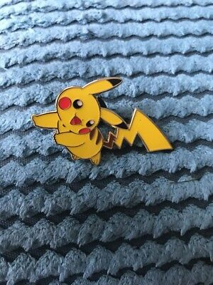 UK NEW Pokemon Shining Legends Pikachu Pin From Collection box