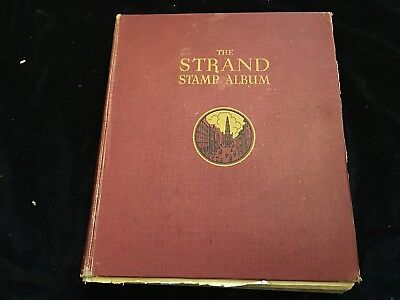 Worldwide 19th Century Onwards in Battered Old Fashioned Album, 99p Start