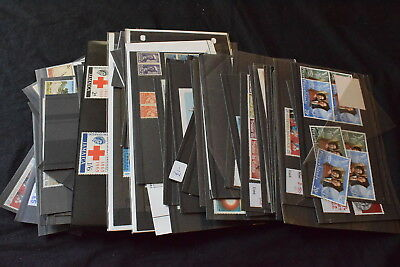 British Commonwelath 19th Century Onwards on Stockcards, 99p Start, All Pictured