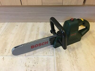 Klein Chain Saw For Children Bosch Kids Toy Elec Chainsaw-Light/Sounds FX!