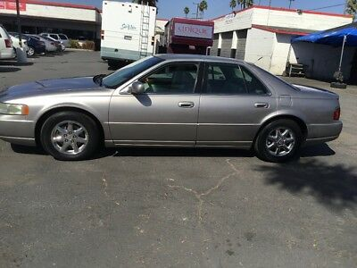 1999 Cadillac Seville STS 1999 Cadillac  Seville