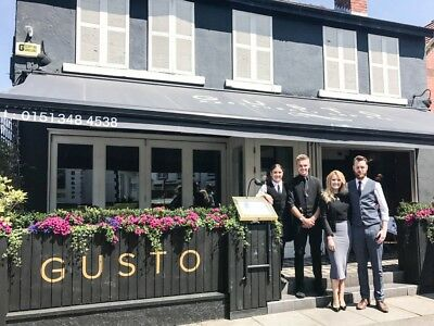 Restaurant Voucher (Heswall (Wirral) Gusto only) - £50