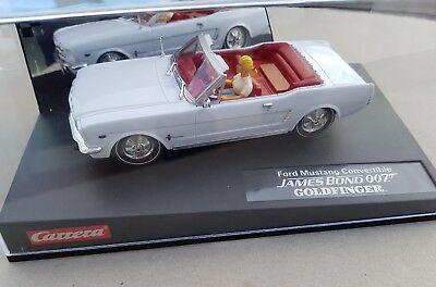 "Carrera Evolution Ford Mustang ""James Bond""  Ref.25737"