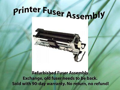 Fuser Assembly for HP Laserjet P3015 M525 RM1-6274 with Core Exchange