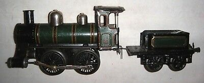 BING Gauge One clockwork tender locomotive