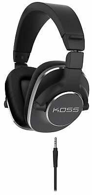 Koss Pro4S Full Size Studio Over-Ear Hi-Fi Headphones (3.5 mm Jack) for iMac/Lap