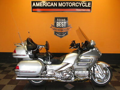 Honda Gold Wing  2005 Honda Gold Wing GL1800ABS - 30th Anniversary - Loaded