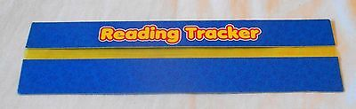 Lot of 20 New Lakeshore Reading Tracker Strips Highlights 1 Line Text at a Time