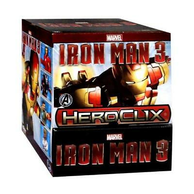 Merchandising Display 24 Bustine - Iron Man - Gravity Feed Heroclix