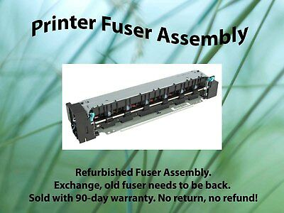 Fuser Assembly for HP Laserjet 5100 RG5-7060 with Core Exchange