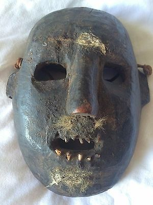 19th Century Nepalese Tribal Mask