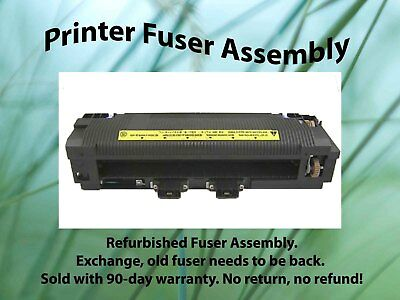 Fuser Assembly for HP Laserjet 5si 8000 RG5-4447 with Core Exchange