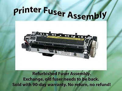 Fuser Assembly for HP Laserjet P4014 P4015 P4515 RM1-4554 with Core Exchange