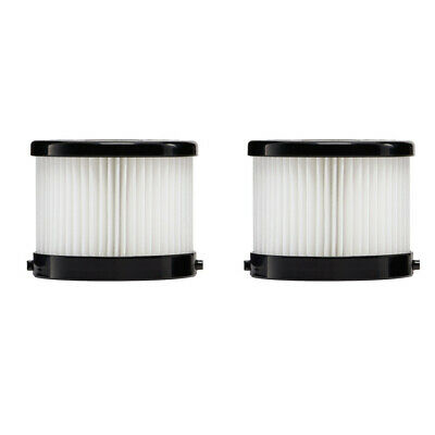 Milwaukee Removable HEPA Dry Filter Kit for M18 Vacuum (2-Pack) 49901951 New