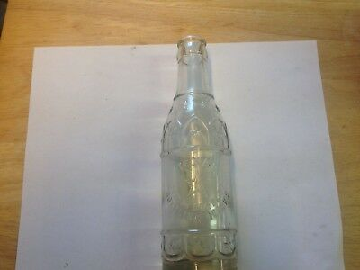 Embossed TEXAS 6 1/2 oz. Soda Bottle