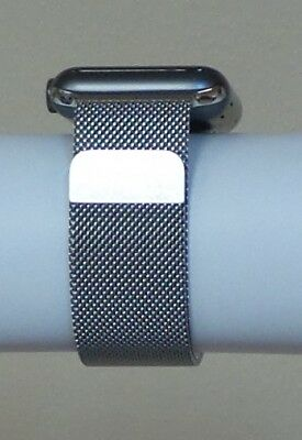 Genuine OEM Apple Watch 42mm Stainless Steel Milanese Loop Band