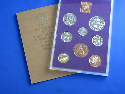 1970 Coinage Of Great Britain & Northern Ireland 4 Sets B5157