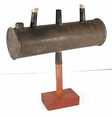 1860s - 1870s PRESIDENTIAL CAMPAIGN  PARADE TORCH - FIREMANS PARADE TORCH #3