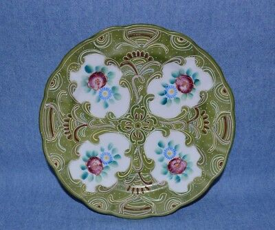 Lenwile Collectors Plate #6328 Ardalt Hand Painted Occupied Japan 1945/1950