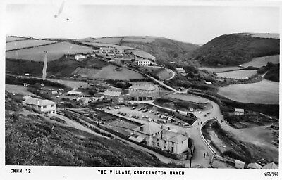 The Village, Crackington Haven,   Cornwall