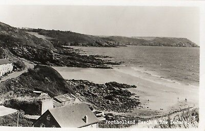 Portholland  Beach & The Dodman,    Cornwall