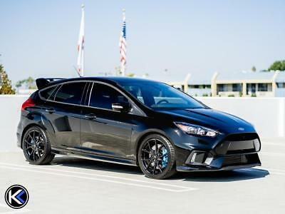 2016 Ford Focus RS 2016 Ford Focus RS 6 Speed Manual Hatchback 1 Owner Only 200 Miles Collector Car