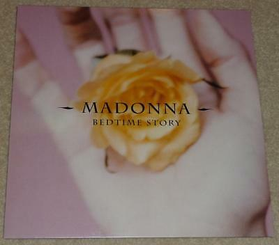 "MADONNA Bedtime Story GERMAN 12"" VINYL SINGLE 9362-43505-0 / WO285T MINT!!"
