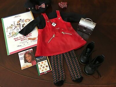 AMERICAN GIRL OF TODAY MEET OUTFIT #3 and ACCESSORIES