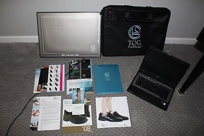 TOG GaitScan Foot Scanner Podiatry Physical Therapy Chiropractor
