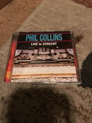Phil Collins Live In Utrecht 1994 2CD Live Genesis