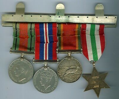 South-Africa: Medals  Military Set, to Mr B.Joffe.Est:$245