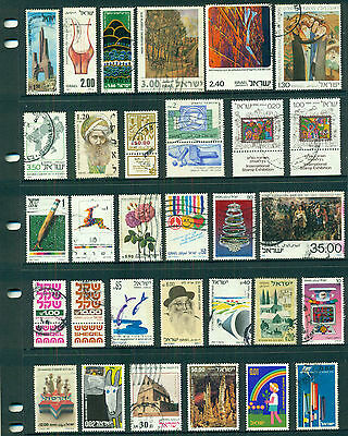 Israel Stamp Collection