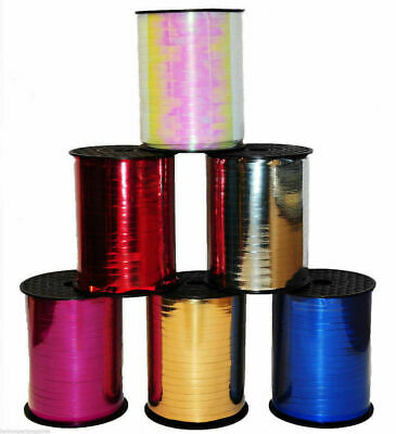 50 Meters Of Ballon Curling Ribbon For Party Gift Wrapping / Baloons Ballons
