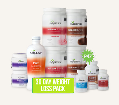 Isagenix 30-Day Weight Loss System Pack