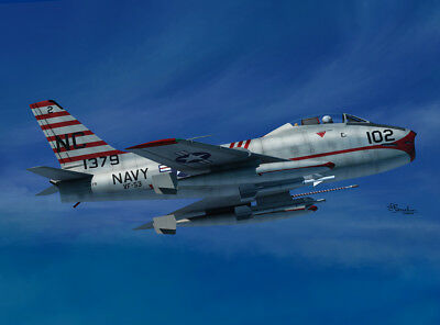 Sword 1/72 North-American FJ-3M Fury # 72109