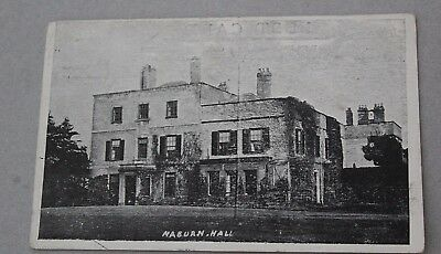 York postcards: Naburn Hall 1905