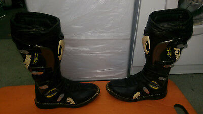 Forma Performance MX Motocross Off Road Boots UK 8