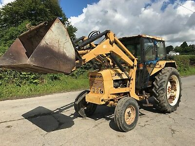 Ford 4610 Loading Shovel Tractor