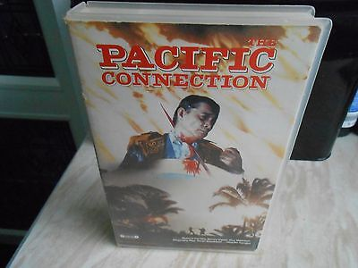 The Pacific Connection ☆ pre cert ☆ vhs video Vipco rare pal