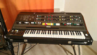 Rare Yamaha CS80 vintage synthesizer in amazing conditions
